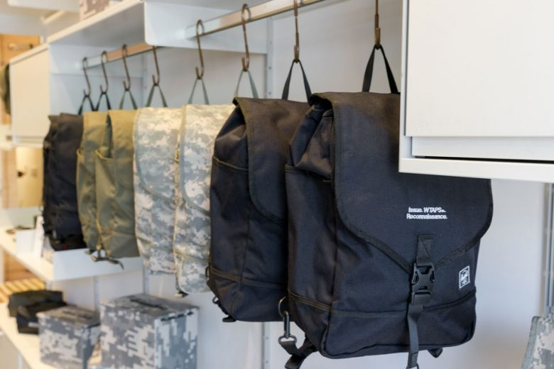 Herschel Supply x WTAPS Capsule Collection Launch