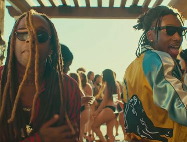 Wiz Khalifa and Ty Dolla $ign