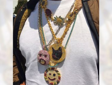 Tyler The Creator chain from Ben Baller