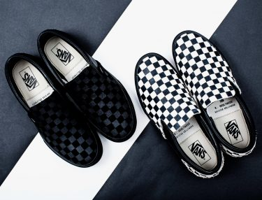 N.HOOLYWOOD x Vans Checkerboard Slip-On