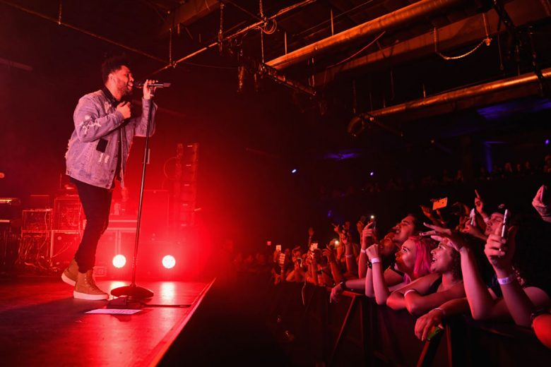 PUMA Launches The Weeknd's XO Collection in Las Vegas