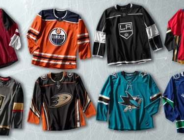 Adidas x NHL Adizero Authentic Pro Jersey