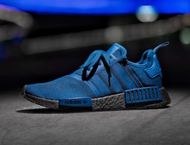 Adidas NMD R1 Black/Blue