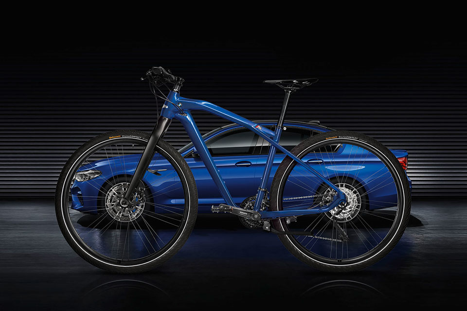 BMW M Bike Carbon Edition