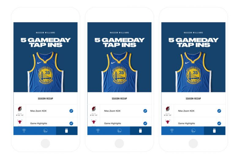 ... rewards with that particular Nike NBA Connected jersey. NikeConnect