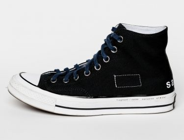 Sacai x Fragment Design Converse Chuck Taylor All Star