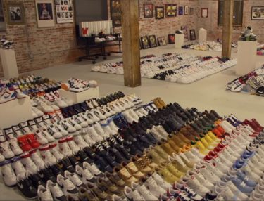 Damon Dash Sneaker Collection