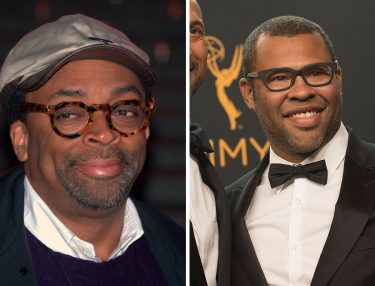 Spike Lee and Jordan Peele