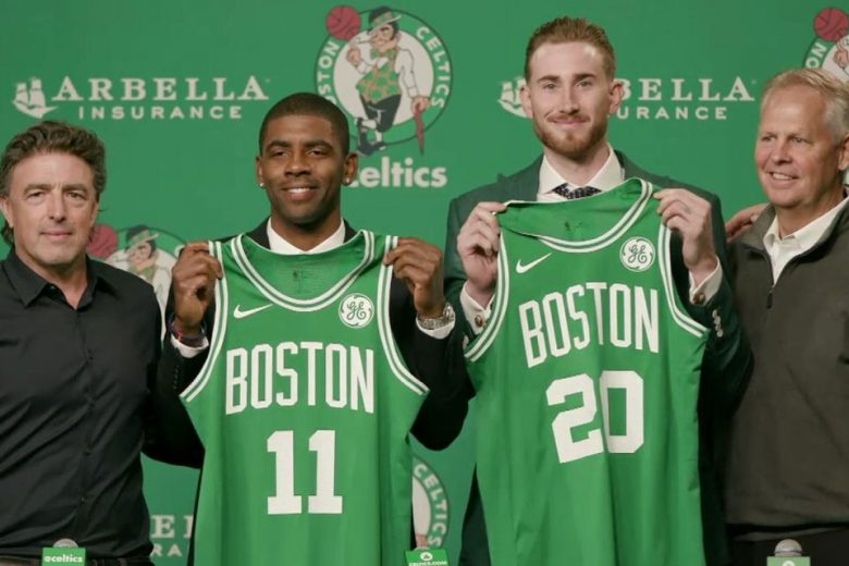 Celtics add 2020 second-rounder to complete Kyrie Irving blockbuster trade