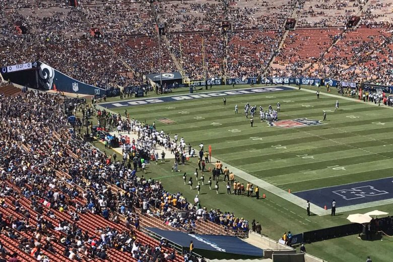 The Internet Roasts Los Angeles Rams Over Attendance In
