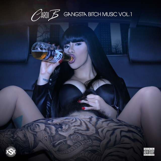 Cardi B - Gangsta Bitch Music, Vol. 1