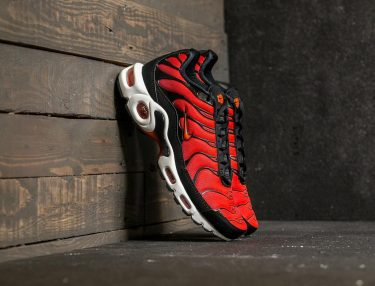 Nike Air Max Plus Team Orange Black