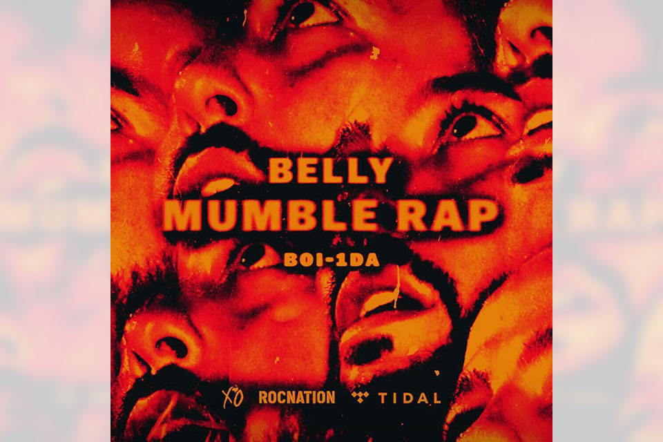 Belly Mumble Rap mixtape