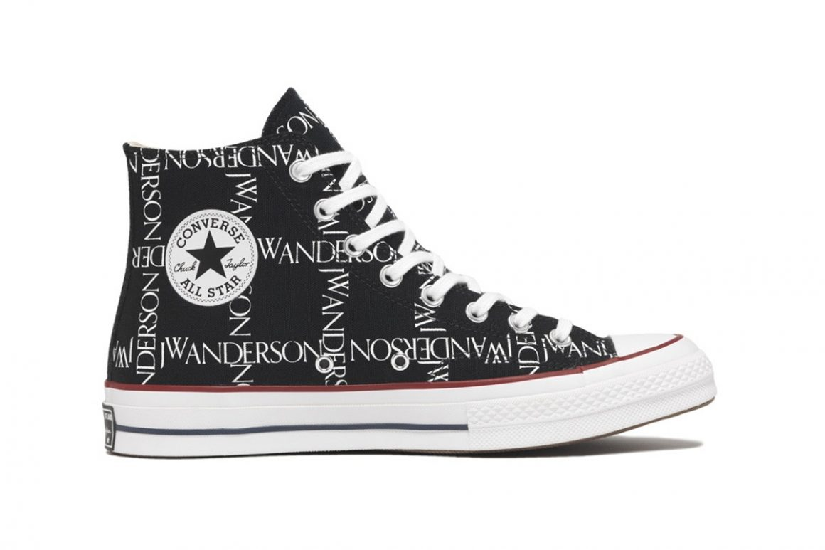 J.W.Anderson x Converse collection