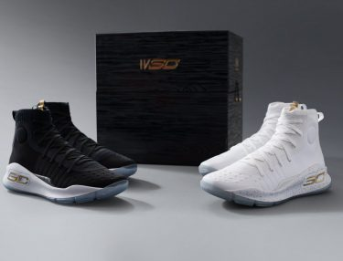 Under Armour Curry 4 More Rings Championship Pack