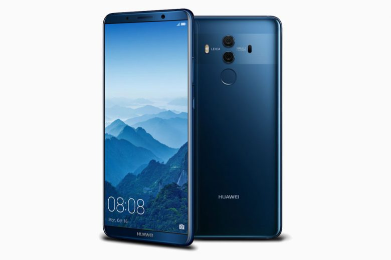 Huawei Introduces Its new Mate 10 & Mate 10 Pro Smartphones