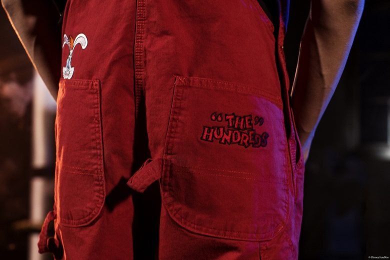 The Hundreds x Who Framed Roger Rabbit collection