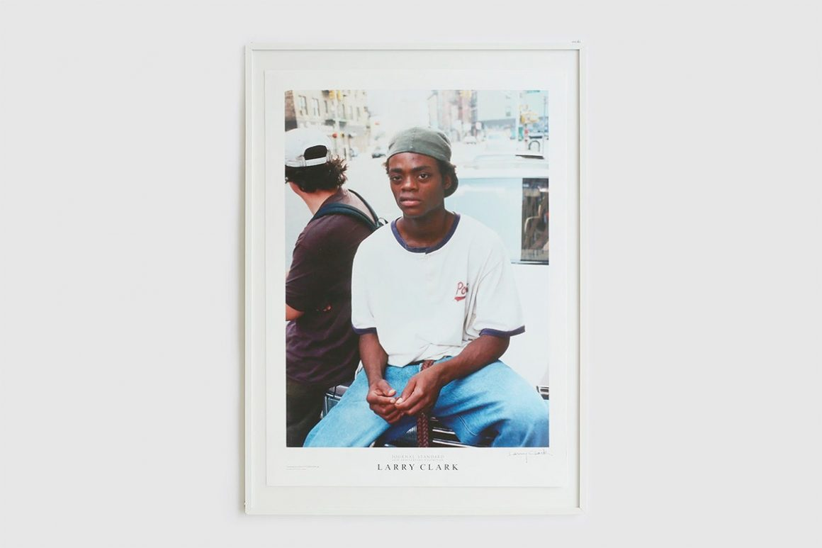 Larry Clark KIDS Capsule With Journal Standard