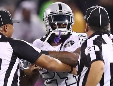 Raiders' Marshawn Lynch Gets 1 Game Suspension For Bumping Ref