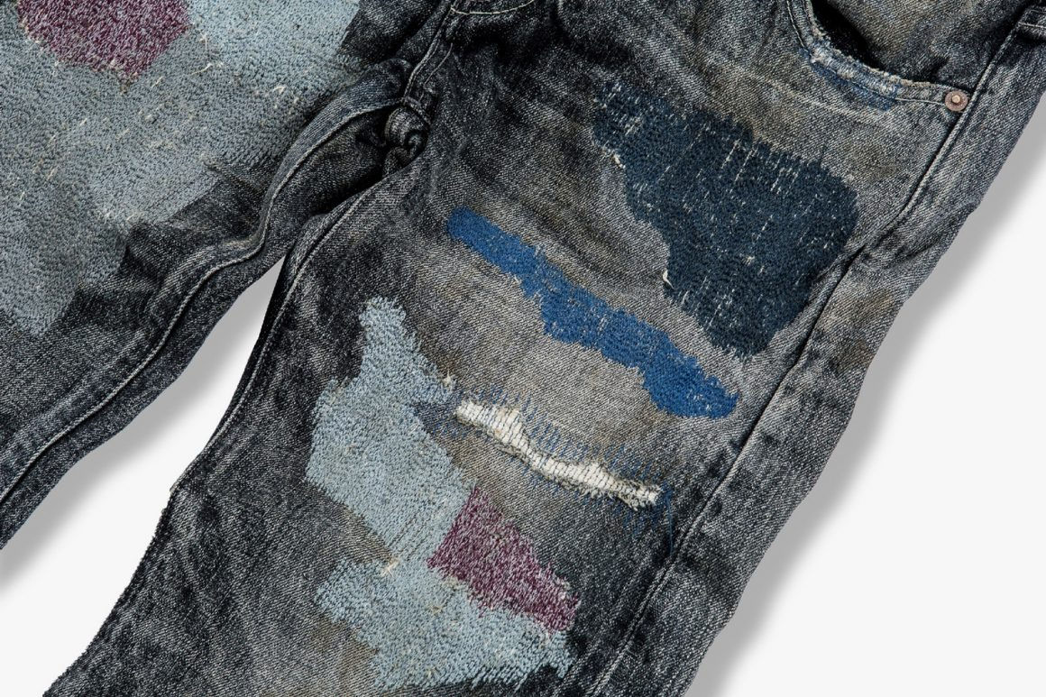 NEIGHBORHOOD GRITTY SAVAGE Denim Jeans