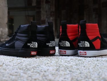 The North Face x Vans Collection