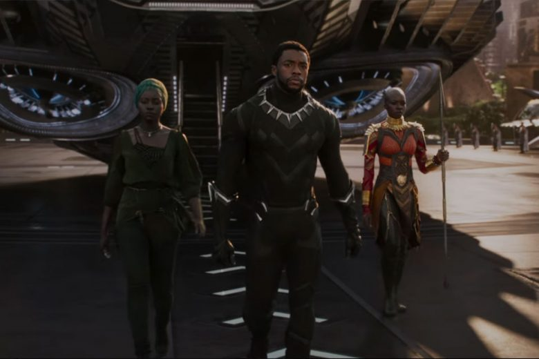 "Marvel Drops Official Trailer For ""Black Panther"""