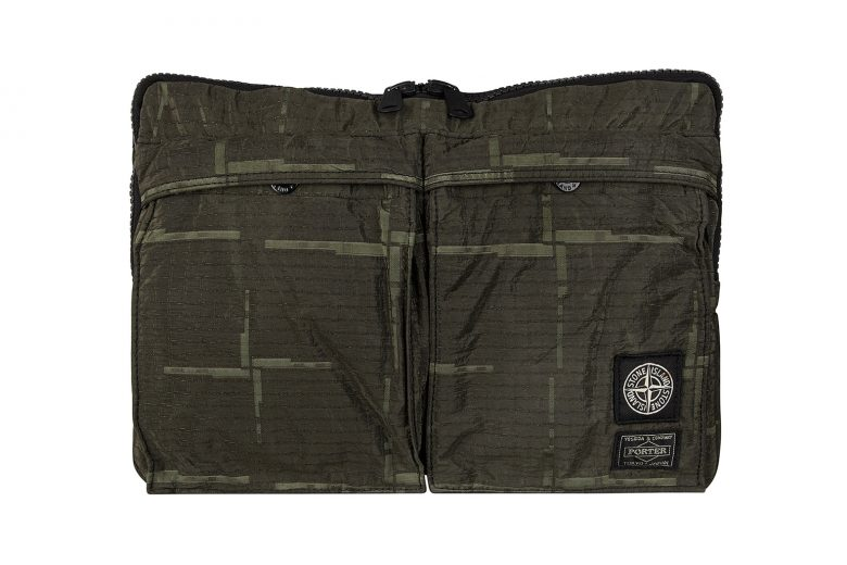 Stone Island x Porter Technical Bag Collection