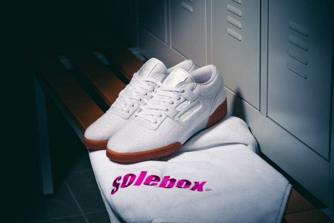 Solebox x Reebok Workout Lo Clean Year of Fitness