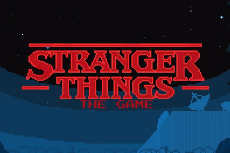 "Netflix Launches ""Stranger Things"" Mobile Game"