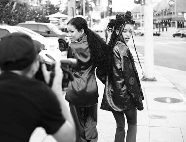 Jhene Aiko & Willow Smith