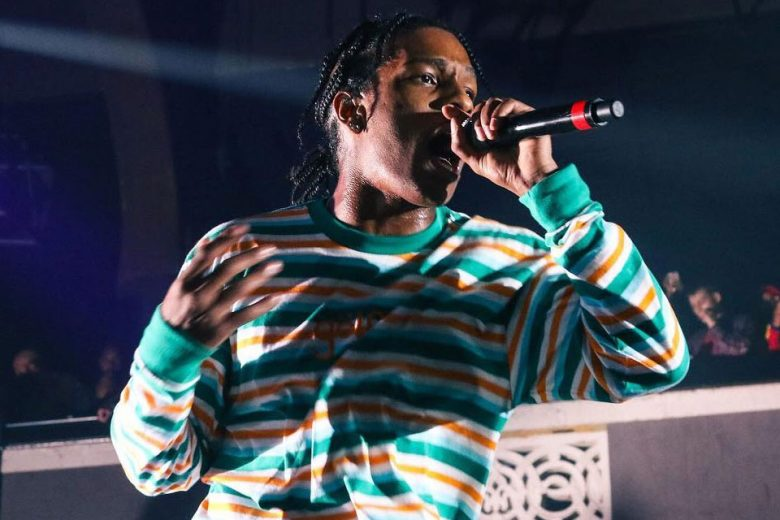 "A$AP Rocky Declares Himself the ""Greatest of All-Time"""