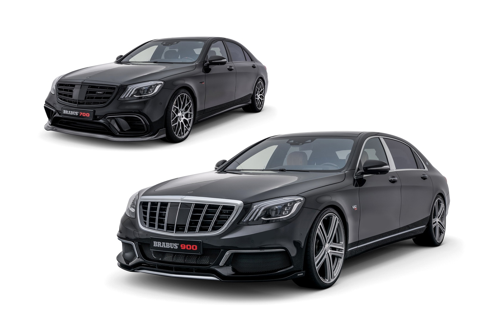 Mercedes benz s63 mercedes maybach s650 gets brabus for Mercedes benz s650