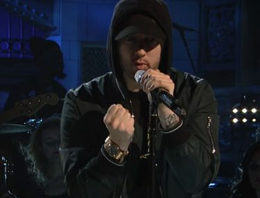 Watch Eminem Perform on SNL