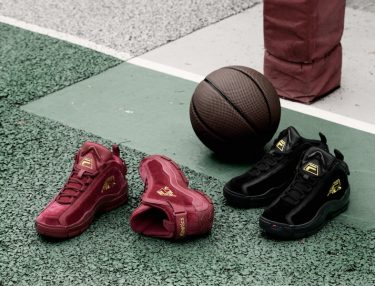 Kinetics x FILA 96 GL Velour Pack