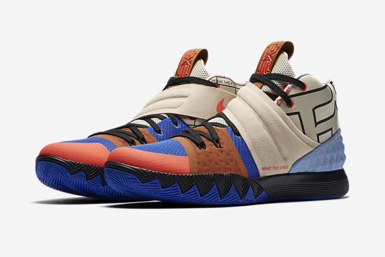 Nike Kyrie S1 Hybrid What The