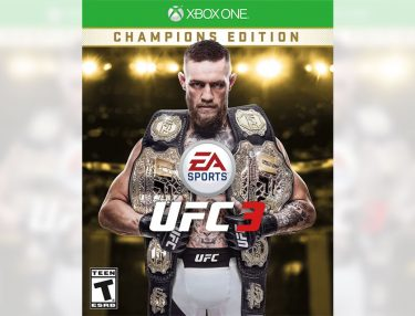 Conor McGregor EA Sports UFC 3