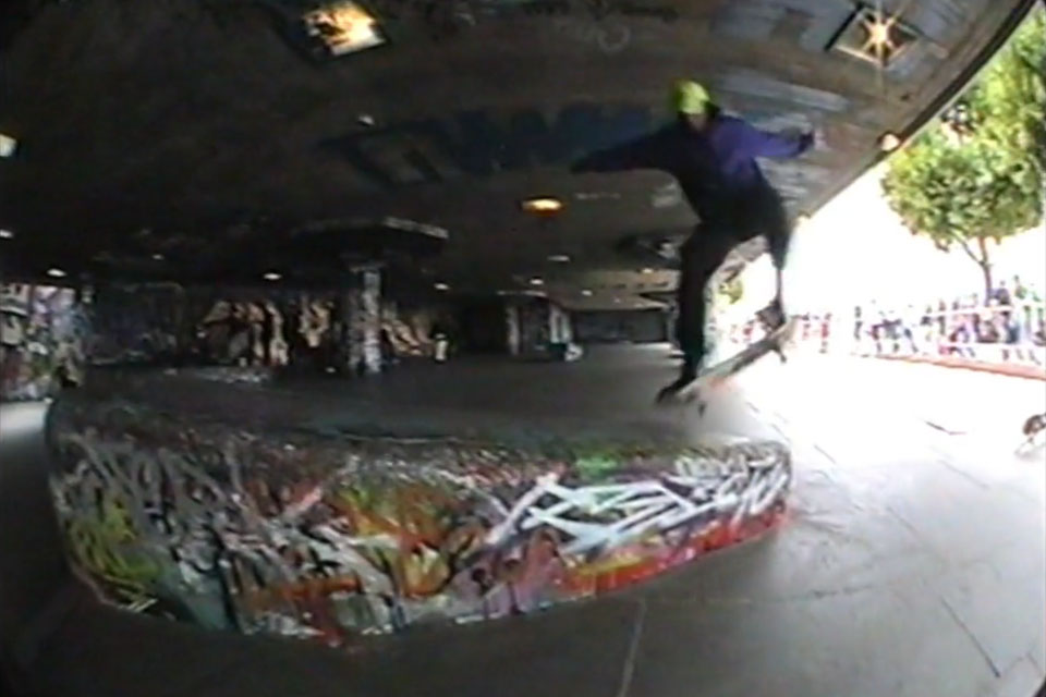 Palace Skate Film Palasonic