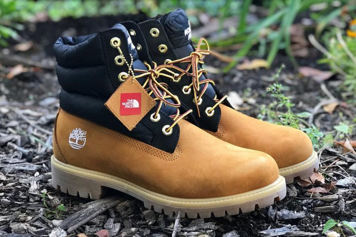 Timberland x The North Face Nuptse 700