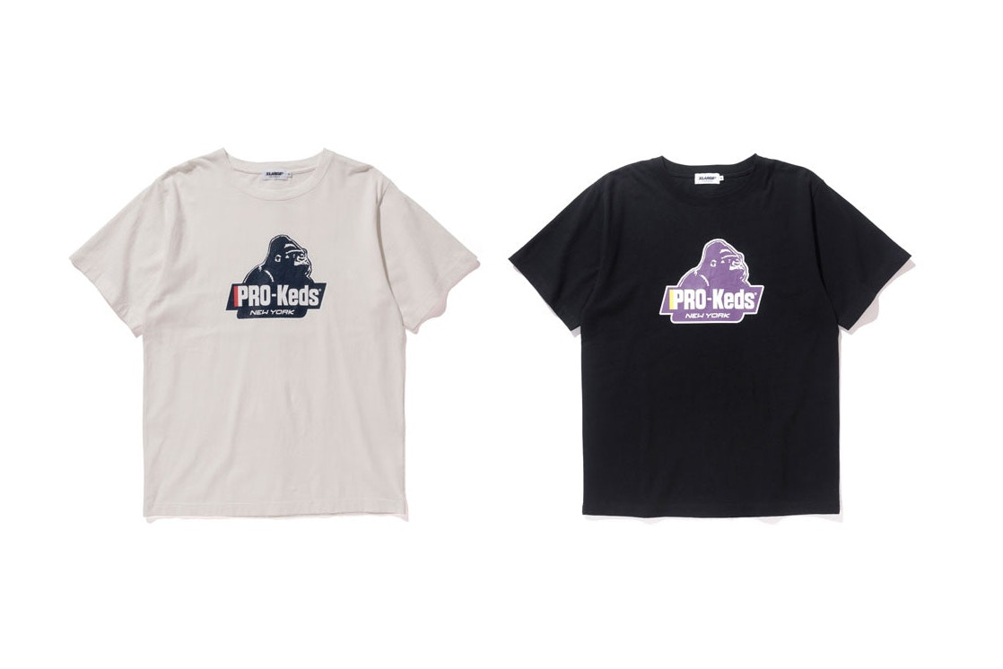 X-LARGE x Pro-Keds Fall/Winter 2017 Capsule