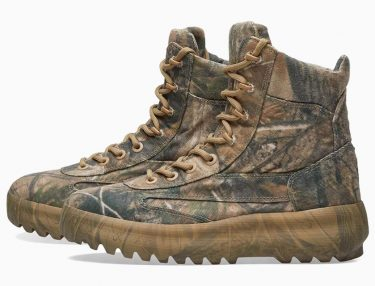 YEEZY Season 5 Military Boot Camo
