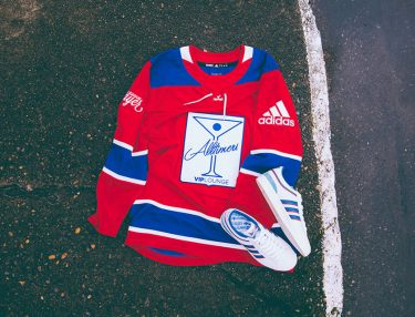 Adidas Hockey x Adidas Skateboarding x Alltimers Friends & Family Jersey