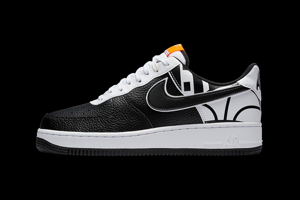 nike air force 1 bianche e nere