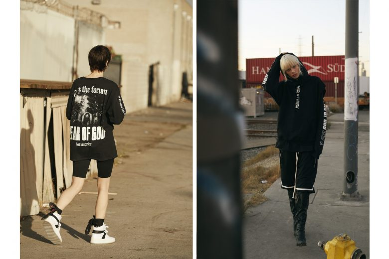 Fear of God x JAY-Z 4:44 collection
