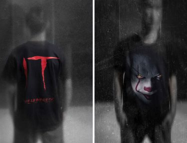 The Hundreds x IT Capsule Collection