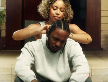 Kendrick Lamar LOVE Video