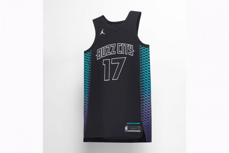 Nike NBA City Edition uniforms
