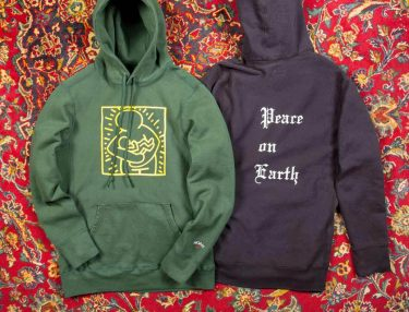 NOAH x Keith Haring Foundation Peace On Earth Collection