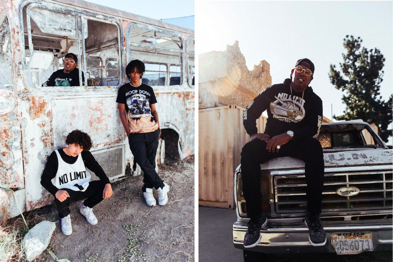 No Limit Forever Records capsule