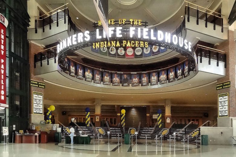 Bankers Life Fieldhouse - Indiana Pacers
