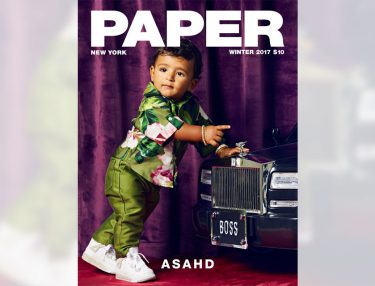 Asahd Khaled for PAPER Magazine